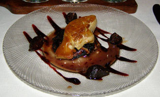 Foie Gras - The 1785 Inn - Photo by Luxury Experience